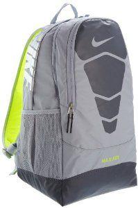 New Nike Vapor Max Air Backpack Wolf Grey/Dark Grey/Metallic Silver Nike Bags, Gym Bags, Mens Gym Bag, Cute Little Things, Nike Basketball, Nike Outfits, School Bags, Nike Backpacks, Sporty