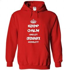Keep calm and let Jessi handle it T Shirt and Hoodie - #shirt for teens #tshirt display. GET YOURS => https://www.sunfrog.com/Names/Keep-calm-and-let-Jessi-handle-it-T-Shirt-and-Hoodie-4853-Red-26672210-Hoodie.html?68278