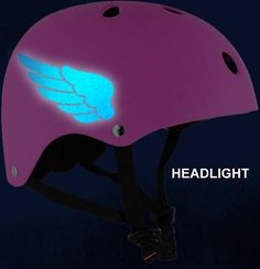 bike helmet stickers