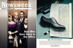 Mad Men by Newsweek