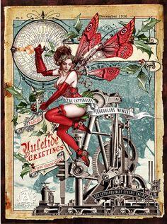Alchemy Empire CHRISTMAS CARD