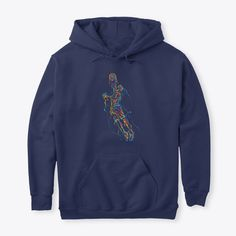 Basketball Player Sports Art Products from NewDesigns Sports Art, Basketball Players, Blue Tops, Hoodies, Tank Tops, Womens Fashion, T Shirt, Navy Blue, Products