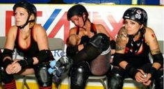roller derby breastfeeding