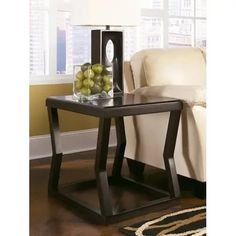Signature Design By Ashley - Kelton End Table Furniture Deals, Table Furniture, Living Room Furniture, Kitchen Furniture, Office Furniture, Espresso End Table, Reclining Sectional With Chaise, Drop Down Table, Sofa End Tables