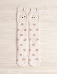 Sheep fleece socks - Socks - Accessories - United Kingdom