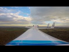 Hybrid-electric aircraft takes to the skies
