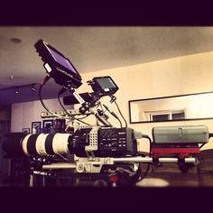 fullspeedahead  Weapon of choice this weekend. #sony #fs700 #canon #lseries #movcam #metabones #fusioncine #legit