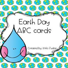 There are so many ways to use these Earth Day themed ABC cards in your classroom!  This product comes with both lowercase and uppercase cards.  I have also included 2 different recording sheets!Here are some ways to use in your classroom:-ABC matching game-Sensory bin activity-Color the Room (Similar to Write the Room-- hang cards around classroom, give students recording sheet, color in the corresponding bunny once it is found in the room.)-Flashcards-ABC memory game....The possibilities…