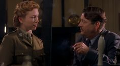 """In the TV show Foyle's War, 2002, as Alastair Graeme. The episode was called """"Eagle Day""""."""