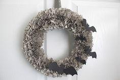 Hallowe'en Wreath