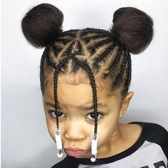 251 Best Kids Hairstyles 2018 images | Hairstyle ideas, Black girls ...