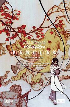 Fábulas, Edición de lujo (Libro 4) by Bill Willingham