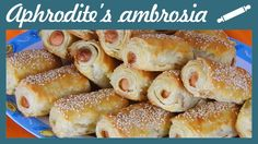 Sausage Rolls with Homemade Puff Pastry | Aphrodite's ambrosia