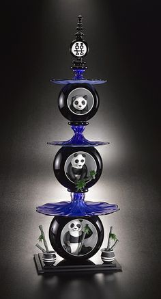 Joe Peters - glass art