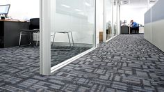 As can be seen, Bris' glass and aluminium partitions have been used throughout the new office design of Theiss-Sedgeman.