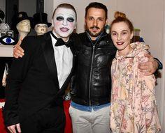 ΟΛΑ ΕΔΩ NEWS !: Ο Νίκος Βέρτης παρακολούθησε την παράσταση Cabaret...