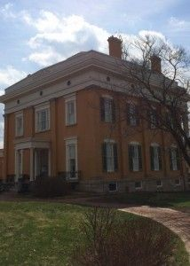 Visit historic Lanier Mansion in Madison, Indiana!