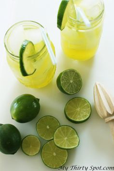 Kick-ass Beergaritas. The best drink for summer!