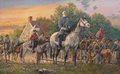 American Civil War, American History, Civil War Art, Gettysburg Battlefield, Confederate States Of America, Historical Art, Military Art, Civilization, Abraham Lincoln