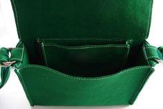 Pool Table Messenger Bag - Classic Green. $79.00, via Etsy.