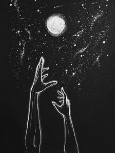 stars art with girl drawing black and white - Bing images Out of my reach. Art Sketches, Art Drawings, Black Paper Drawing, Scratchboard Art, Scratch Art, Star Art, Moon Art, White Art, Art Inspo