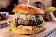 The 'Auto Strata' Burger