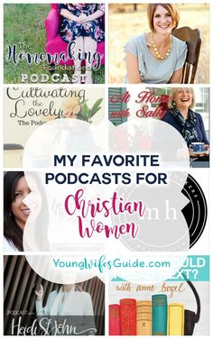 A secret weapon in my homemaking is listening to things out loud during my day while I work around the house. It helps motivate me to get to work, helps me stay energized while I work, and becomes an incredible opportunity to learn and grow. I regularly listen to the Bible, many good podcasts, and... Read More