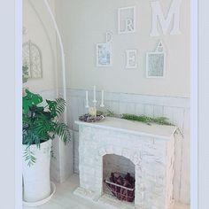 「DREAM✨新年に向けて壁飾りを作成✨ 来年はもっと夢に向かって行動します✨...」2DK・家族・cocoaのインテリア実例。 Home Decor, Decoration Home, Room Decor, Home Interior Design, Home Decoration, Interior Design