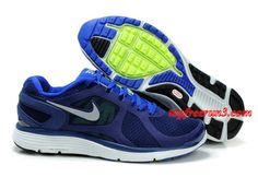 #topfreerun3 com Save Up To 56%,$59.77 Mens Nike LunarEclipse 2 Loyal Blue Reflective Silver Bright Blue Shoes