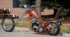 Chopper Motorcycle, Bobber Chopper, Cruiser Motorcycle, Motorcycle Design, Triumph Motorcycles, Cool Motorcycles, West Coast Choppers, Custom Choppers, Custom Harleys