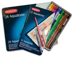 vízvestékrúd Derwent Colored Pencils, Love Art, Art Supplies, Stationery, Arts And Crafts, Watercolor, Sticks, Tools, Christmas