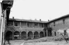 Convento dell'Annunciata prima del restauro | Abbiategrasso