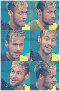 Ah, the angles of Neymar. Brazilian Soccer Players, Good Soccer Players, Football Players, Lionel Messi, Neymar Jr Wallpapers, Neymar Pic, Memphis Depay, Bae, Barcelona