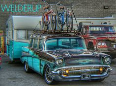 57 Chevy Wagon From Welderup