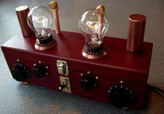 DIY Audio Electronics from Zynsonix.com: Steampunk Art & Design