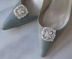 Shoe clips- to jazz up a plain shoe!