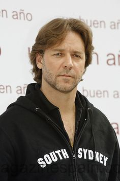 Russell Crowe is an Australian actor, producer & musician.  He was born April 7, 1964 in Wellington, New Zealand but grew up in Australia.
