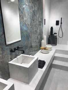 Marmoroptiken Liegen Im Trend, Ein Eleganter Klassiker #fliesen# #tiles  #tegel #bathroom #badezimmer #design #interior #planung #einrichten  #gestalten ...