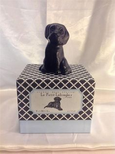 Gianna Rose Atelier Caswell Massey Le Petit Labrador Noir French Milled Soap