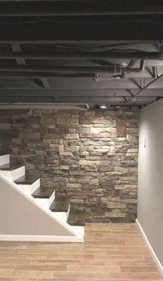 Basement Remodel Diy, Basement Makeover, Basement House, Basement Bedrooms, Basement Stairs, Basement Renovations, Basement Bathroom, Home Renovation, Home Remodeling