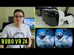 cool Best headset for your phone? BOBO Z4 VR Headset review