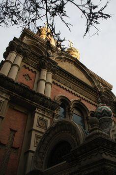Chiesa Russa Ortodossa, Sanremo