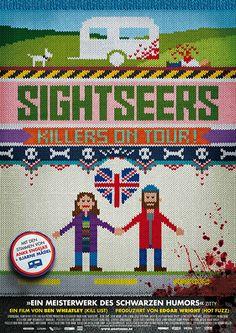 """Movie Poster of the Week: Ben Wheatley's """"Sightseers"""" on Notebook   MUBI"""
