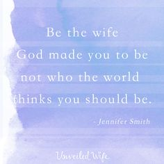 God designed you!