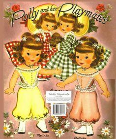 Polly & Her Playmates – Debbie – Picasa Nettalbum