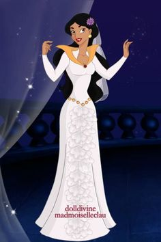Disney princess jasmine wedding dress bing images costume ideas coisas que gosto disney princess weddingsdisney princess jasmineprincess wedding dressesthe princessprinces junglespirit Gallery
