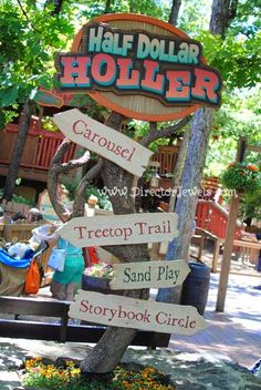 Visiting Branson with Toddlers: Silver Dollar City Rides & Kid Zones Good info for SDC visit with Brock.