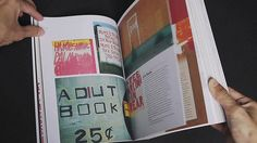 Typography Sketchbooks, via Flickr.