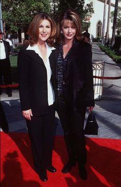Peri Gilpin and Jane Leeves ~ Frasier