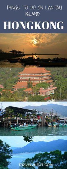 Things to do on Lantau Island Hong Kong